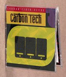 Carbon Tech High Tension Reed Pedals for 947
