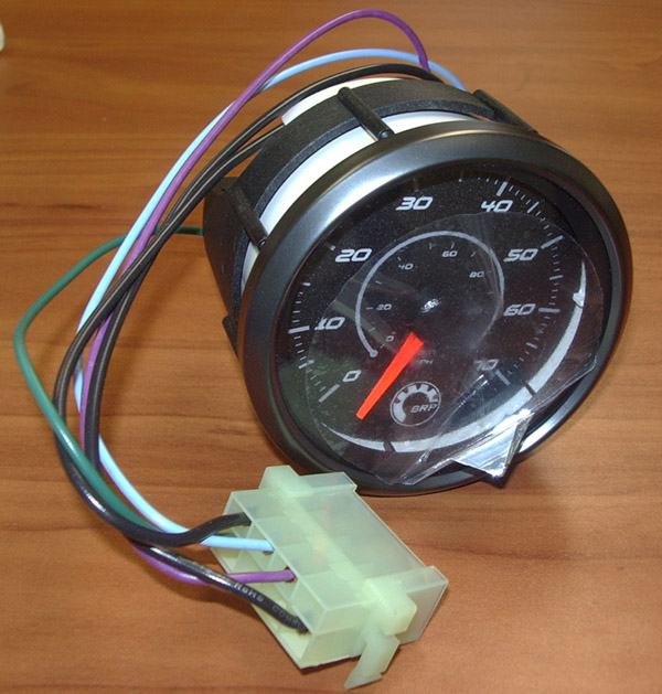 GAUGE-SPEEDOMETER (OLD P/N 204470805) (SEA DOO 204470961)