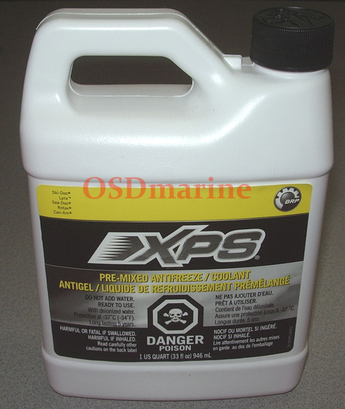 XPS Antifreeze (1QT) - 4TEC & SPARK (CHEMICALS & OIL 219702685)