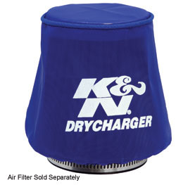 K&N Dry Charger for 59-2040 Filter - BLUE