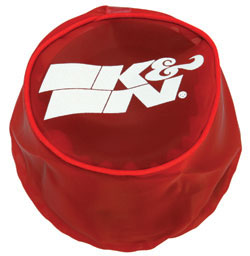 K&N Dry Charger for 59-2042 Filter - RED