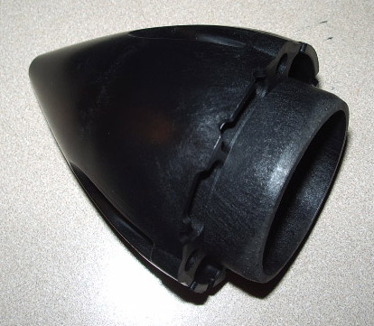 COVER-IMPELLER (2010 4TEC) (SEA DOO 267000428)