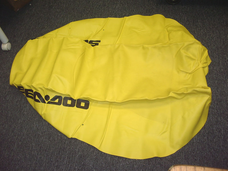 COVER-SEAT DISCONTINUED (SEA DOO 269000218)