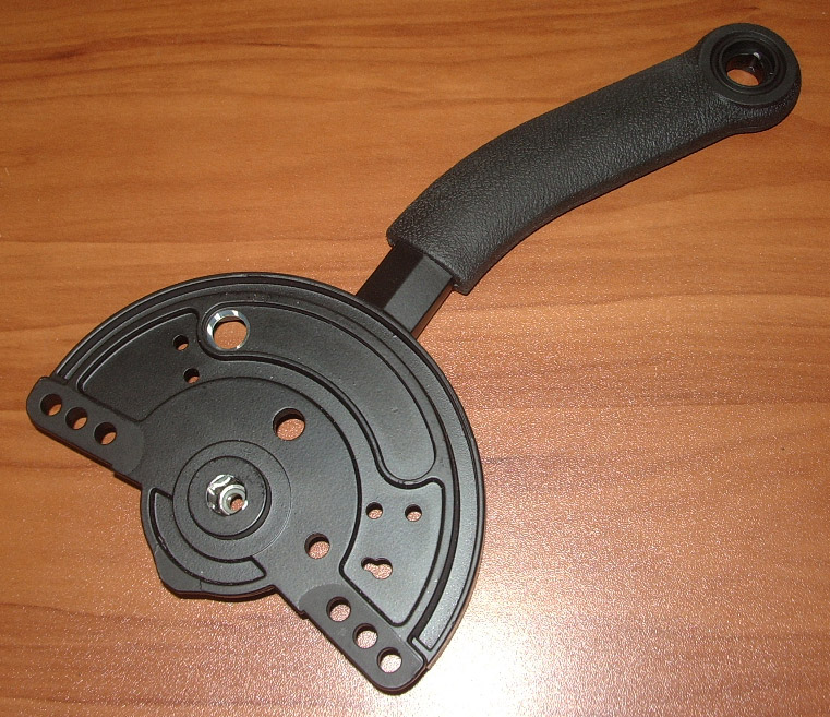 LEVER-THROTTLE (LEFT) (SEA DOO 277000409)
