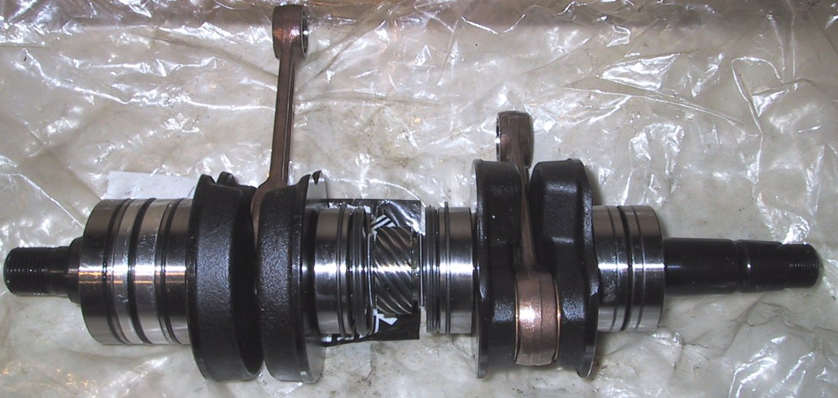 CRANKSHAFT (SEA DOO 290886558)