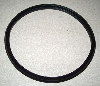 OSD NEOPRENE SEAL - 155MM 2 STROKE (NO GROOVE)