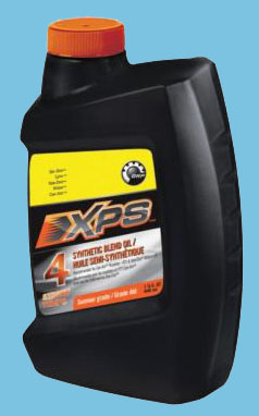 XPS Synthetic Blend 4 Stroke Oil (1QT) - 4TEC (CHEMICALS & OIL 293600121)