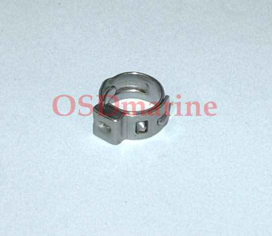 CLIP (ACCELERATOR PUMP HOSE CLAMP) (SEA DOO 293650043)