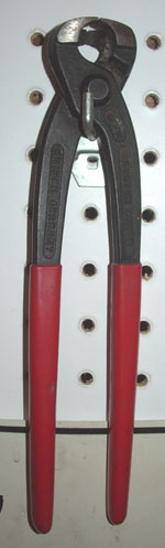 OSD SPECIAL PLIERS - USED TO CRIMP CLAMPS