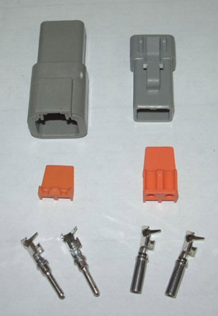 OSD AMPHENOL (DEUTSCH) ATP CONNECTOR KIT - 2 PIN