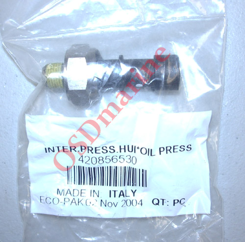 OIL PRESSURE SWITCH (NEW P/N IS 420856538) (SEA DOO 420856530)