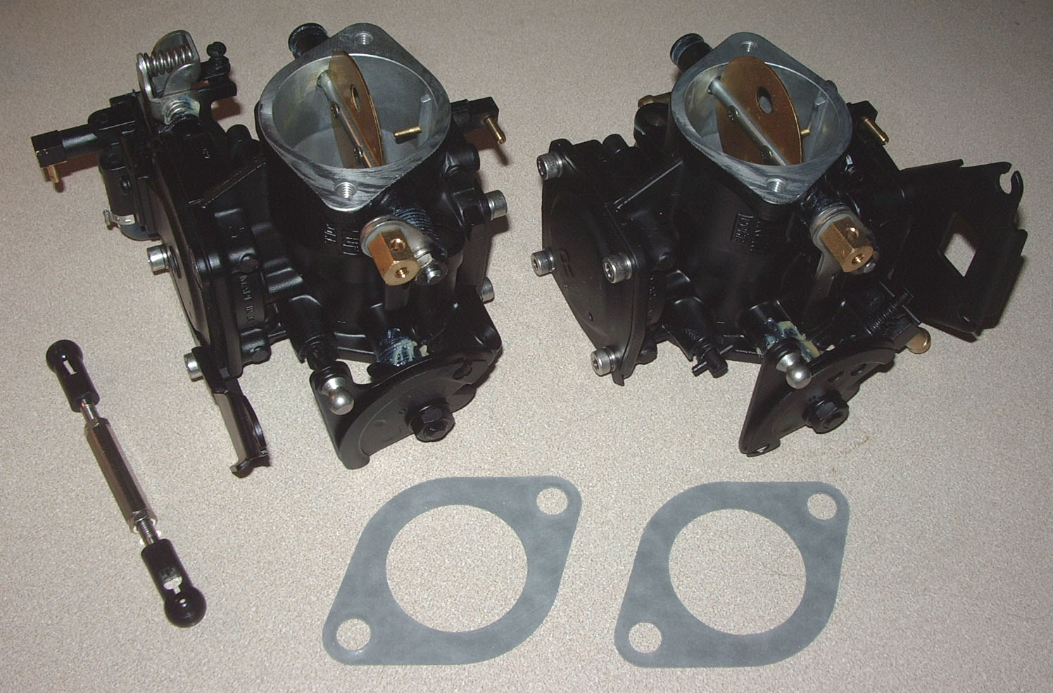 OSD Sea Doo 787 800 OEM Mikuni Dual Carb Set - PWC/BOATS