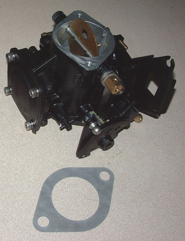 OSD Sea Doo 787 800 MAG Side Carb