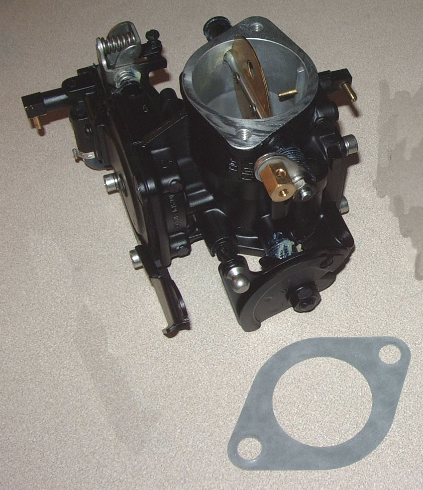 OSD Sea Doo 787 800 PTO Side Carb