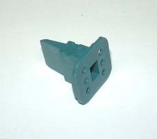 AMPHENOL (DEUTSCH) PLUG WEDGE - 6 PIN