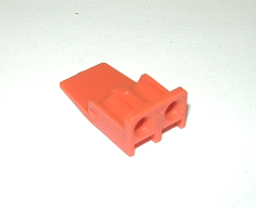 AMPHENOL (DEUTSCH) ATP PLUG WEDGE - 2 PIN