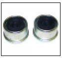 Trailer Bearing Lube Cap (Pair)