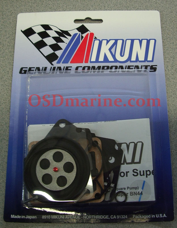 "MIKUNI CARB KIT FOR 38/40 ""I"" SBN (SEA DOO 587 657 717 787)"