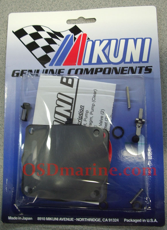 "MIKUNI CARB KIT FOR 46 ""I"" SBN (SEA DOO 947)"