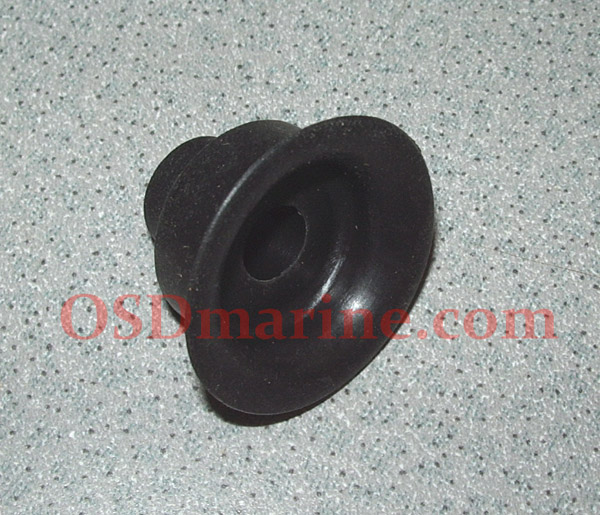 OSD FUEL VENT GROMMET (SEALS TO HOOD ON MANY MODELS)