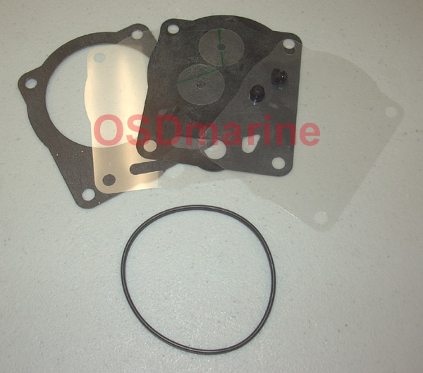 OSD Mikuni Fuel Pump Rebuild Kit for YAMAHA 46i Carbs
