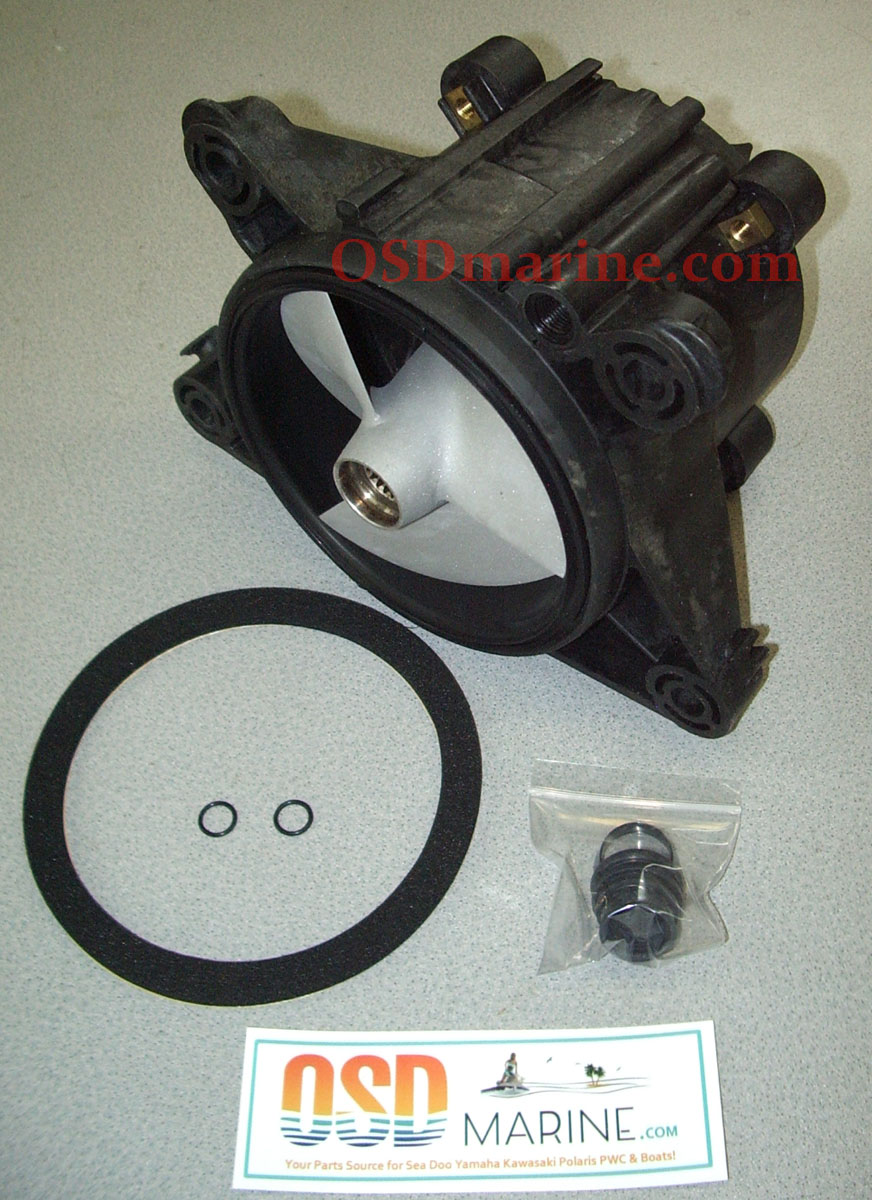 OSD NEW Sea Doo Jet Pump - SPi SPX XP (27100182 Impeller)