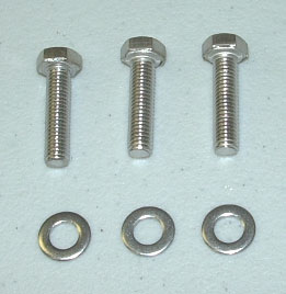 OSD SeaDoo Pump Cone Bolt Kit - 140mm 2 Stroke (non RFI)