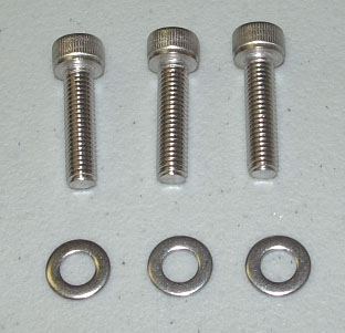 OSD SeaDoo Pump Cone Bolt Kit - 140mm 2 Stroke (RFI)
