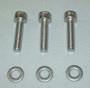 OSD Sea Doo SPARK Pump Cone Bolt Kit
