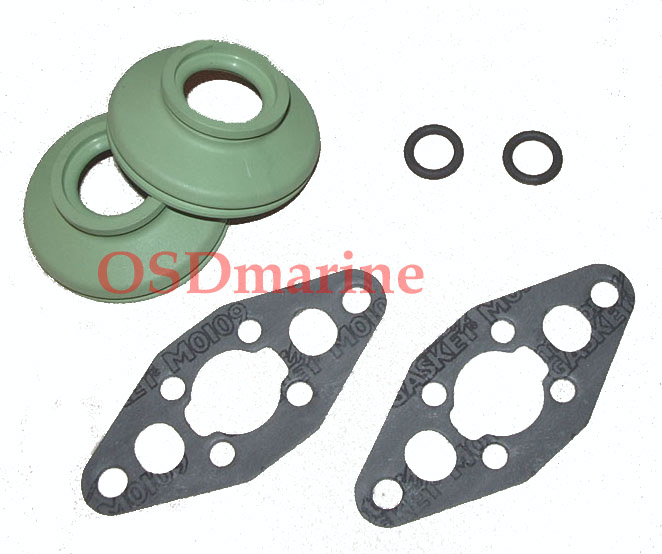 OSD SEA DOO RAVE Valve Rebuild Kit - 787 CARB (NO VALVES INCL)