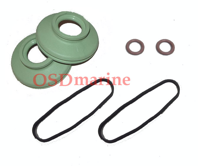 OSD SEA DOO RAVE Valve Rebuild Kit - 787 RFI (NO VALVES INCL)