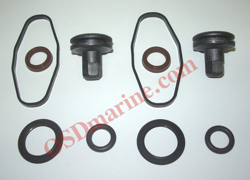 OSD SEA DOO RAVE Valve Rebuild Kit - 947 DI (NO VALVES INCL)