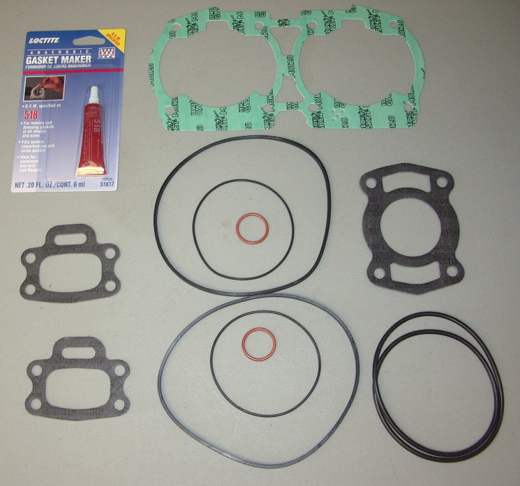 OSD Sea Doo 657 / 657X TOP END Gasket Set