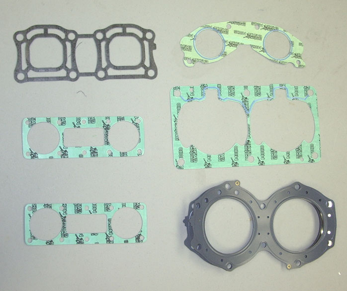 OSD Yamaha 760 Complete TOP END Gasket Set