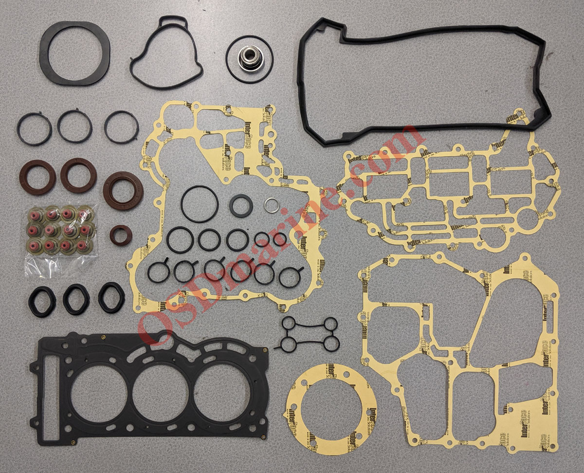OSD Sea Doo SPARK 900 ACE Complete ENGINE Gasket Set