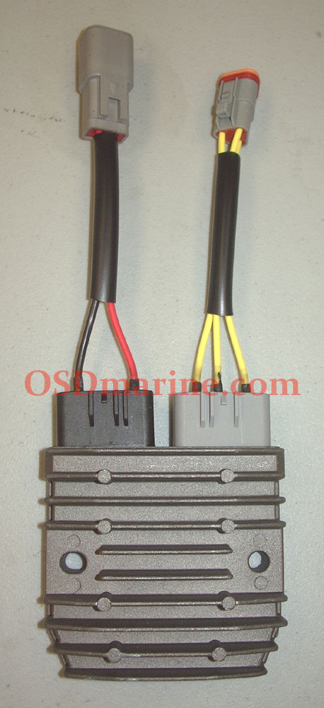 OSD Heavy Duty Rectifier - Sea Doo RFI/DI (2005 UP) & 4TEC (2004-2007)