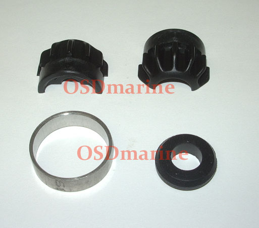 OSD Sea Doo OEM Half Ring Kit (Includes 277000168) - 1990-2002 Models
