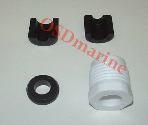 OSD Sea Doo OEM Half Ring Kit (Includes 277000055) - 1995-2011 Models