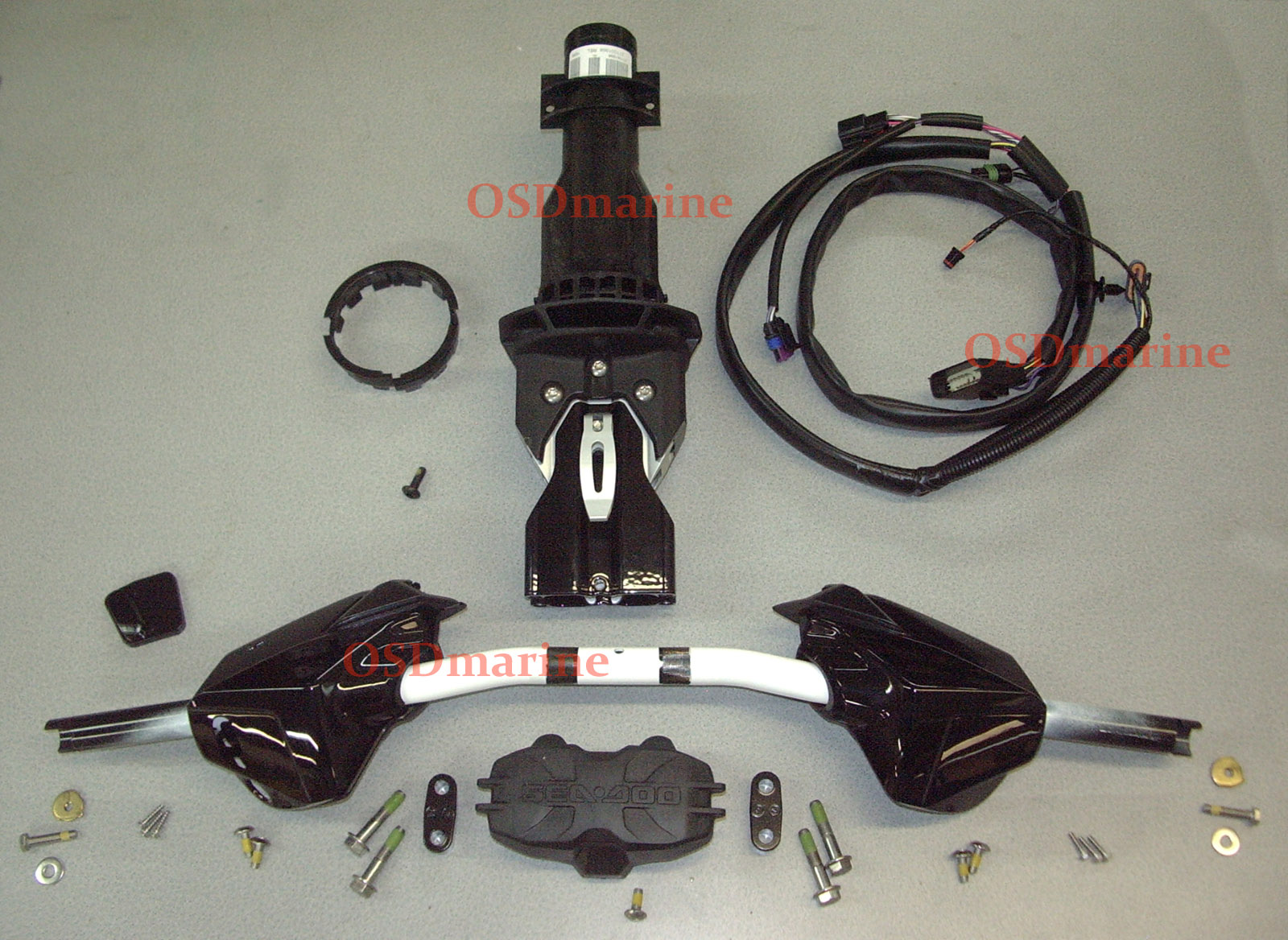OSD Sea Doo SPARK Adjustable Riser Steering Kit (NON IBR Harness)
