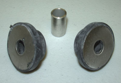 OSD Sea Doo Exhaust Bushing Kit - Most 787 Some 947