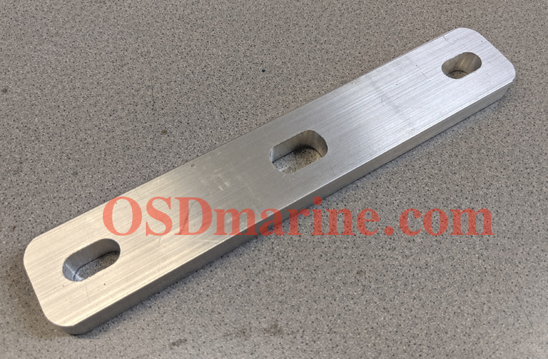 NEW! - OSD SEA DOO 2 STROKE JETPUMP IMPELLER SHAFT LOCKING TOOL