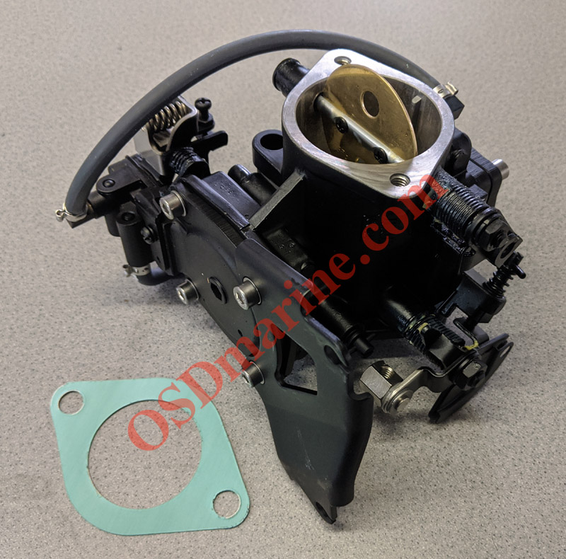 OSD Sea Doo 717 OEM Mikuni Replacement Carb with Accel