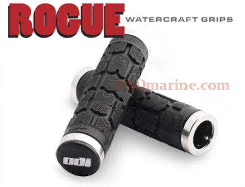 OSDmarine ODI Rogue Grip Kit - 1999 UP Sea Doo inc Bar Extenders! - BLACK