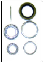 "Bearing Kit - Fits 1"" Spindle"