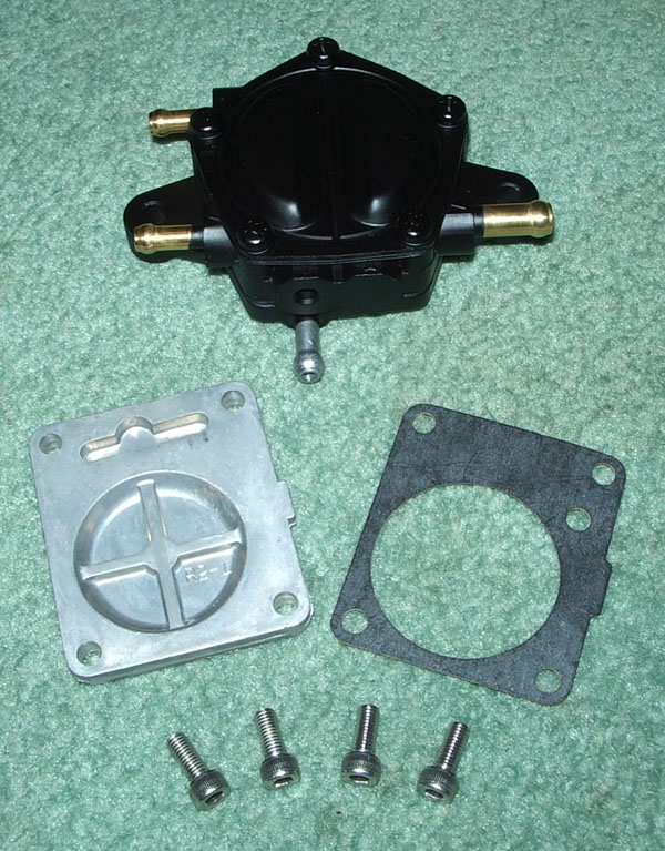 OSD Mikuni High Volume Fuel Pump Kit