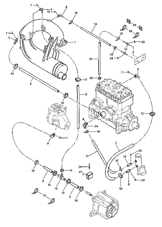 1997 mercury villager engine diagram