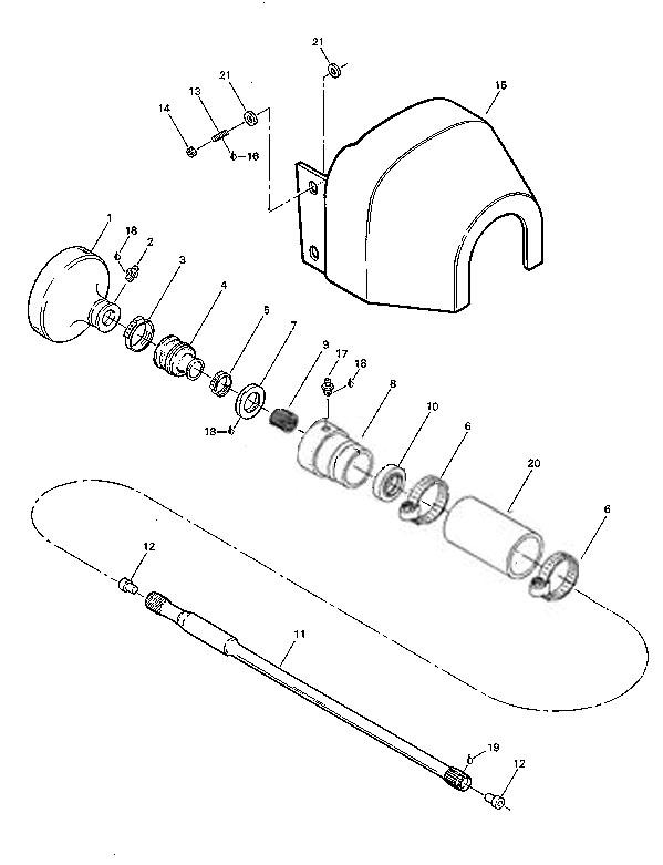 1990 Sp Sea Doo Yamaha Kawasaki Polaris Parts