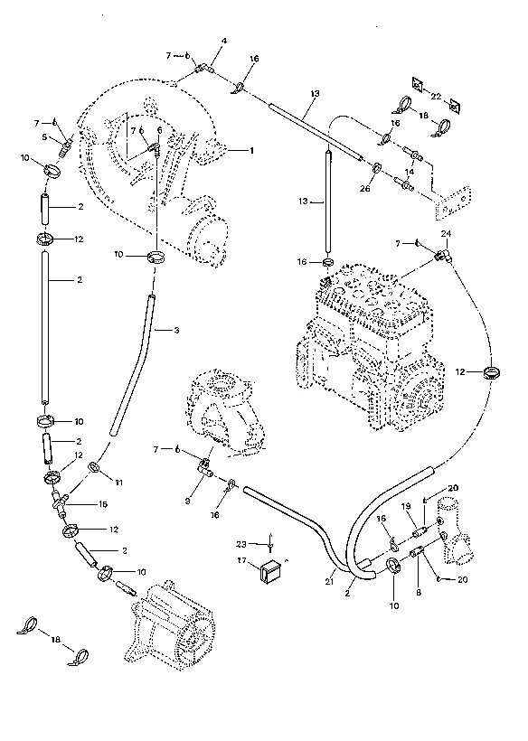1992spxpcooling 1992 sp xp osd marine sea doo yamaha kawasaki polaris tigershark 1992 seadoo gtx wiring diagram at bakdesigns.co