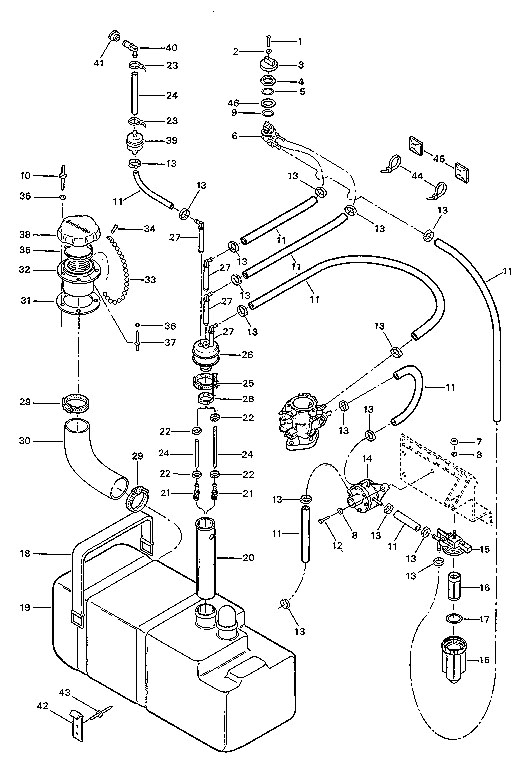 Sea Doo 587 Motor Wiring Diagram Sea Doo Pwc And Jet Boat And Engine