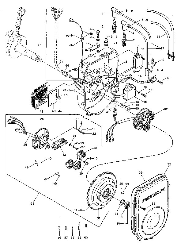 sea doo rotax engine specs reference